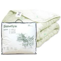 """Одеяло """"Бамбук"""" 1.5-спальное 140*205 - фото 23368"""