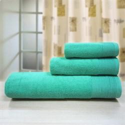 """Махровое полотенце """"Неон"""" зелен. 100х150 (Х) - фото 23902"""