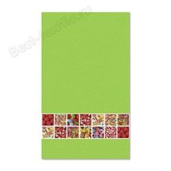 "Кухонное полотенце ""Конфеты"" зелен. - фото 25056"