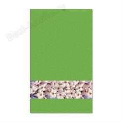 """Кухонное полотенце """"Вишня"""" зелен. - фото 25059"""
