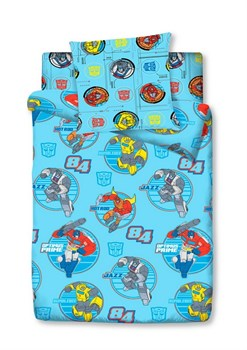 """Постельное белье детское 1.5-спальное  """"Transformers-Classic"""" - фото 26169"""