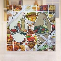 """Кухонный набор полотенец """"Специи"""" 2пр. - фото 26632"""