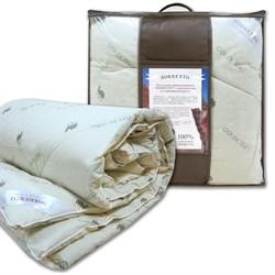 """Одеяло """"Sorrento"""" верблюд 1.5-спальное облегченное 140*205 - фото 26823"""