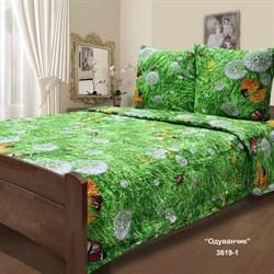 Постельное белье 2.0-спальное СПАЛ СПАЛЫЧ - Одуванчик - фото 28299