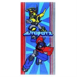 Махровые полот НВ Хасбро Transformers M 60*120 - фото 29042