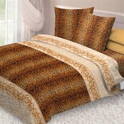 Постельное белье 2.0-спальное СПАЛ СПАЛЫЧ - Леопард - фото 29158