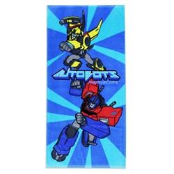 Махровые полот НВ Хасбро Transformers M 60*120 - фото 29167
