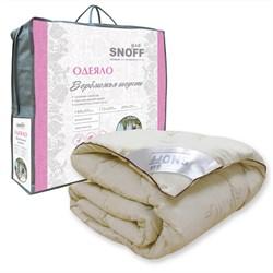 Одеяло для Snoff 2.0 верблюжья шерсть всесезонное 172*205 - фото 29390