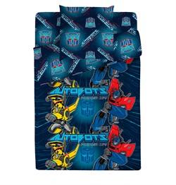 Постельное белье детское 1.5-спальное Transformers Автоботы - фото 29400