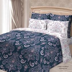 Комплект постельного белья 2.0 макси Сорренто Жаклин 4 нав. Беатриче - фото 29614