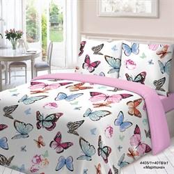 Комплект постельного белья 2.0 макси Для Снов рис.4405-1+4018а-1 Мартина - фото 30686