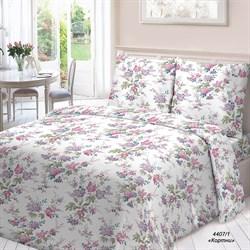 Комплект постельного белья 1.5 Для Снов  рис.4407-1 Кортни - фото 30687