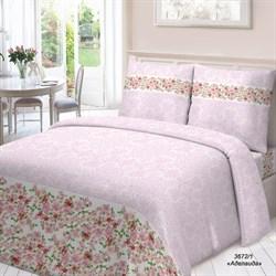 Комплект постельного белья 1.5 Для Снов рис.3672-1 Аделаида - фото 30741