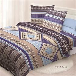 Комплект постельного белья евро Спал Спалыч рис.4481-1 Клод - фото 30953