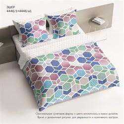 Комплект постельного белья 2.0 макси Браво 100% хлопок  Эшер - фото 31239