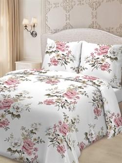 Комплект постельного белья евро Для SNOFF сатин Ханна - фото 31472