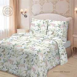 Комплект постельного белья семейный Для SNOFF сатин Палома - фото 31474