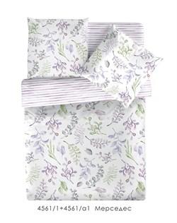 Комплект постельного белья Евро Для Снов NEW Мерседес - фото 31556