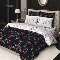 Комлпект постельного белья 2.0 макси Сорренто 4 нав. Рябинка - фото 31660