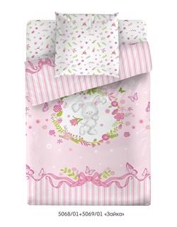 Комплект постельного белья Маленькая Соня Зайка - фото 31706