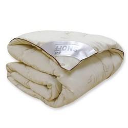 ПП Одеяло для Snoff 1.5 верблюжья шерсть классическое 140*205 - фото 33687