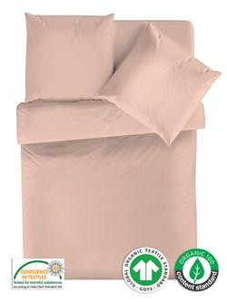 КПБ 1.5 Organic перкаль м101.14.06 рис.4601-1 Розовый туман - фото 36647
