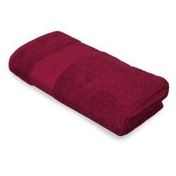 Махровое полотенце СТ Стрим м5019_14 M  45* 90 борд - фото 36728