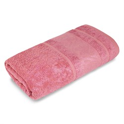 Махровое полотенце СТ Рускеала м5020_02 L 70*130 роз - фото 36800
