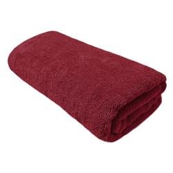 Махровое полотенце АЗ Моно м4013_14 XS  30* 50 борд - фото 37067
