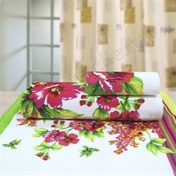 """Махровое полотенце """"Адриана"""" 33x70 роз. (Х)"""