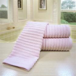 """Махровое полотенце """"Ласка"""" роз. 70x140 (Х)"""