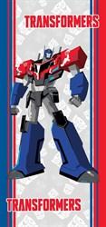 """Махровое полотенце """"Transformers"""" 1088-11 сер. 33x70 (Х)"""