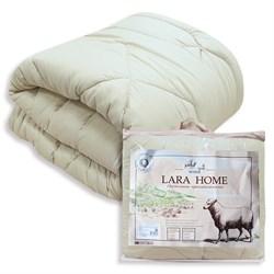 """Одеяло """"Lara Home"""" Файбер-шерсть 1.5-спальное 140*205"""