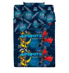 Постельное белье детское 1.5-спальное Transformers Автоботы