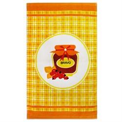 Махровые полот ВТ Кухня Варенье 30* 50 оранж