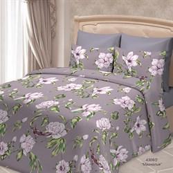 Комплект постельного белья 1.5 Сорренто Жаклин 2 нав.70*70 Магнолия