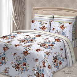Комплект постельного белья сем Сорренто Жаклин 4 нав. Клариса