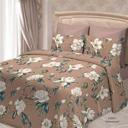 Комплект постельного белья евро Сорренто Жаклин 4 нав. Магнолия