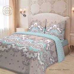 Комплект постельного белья семейный Для SNOFF сатин Шармель