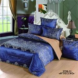 Комплект постельного белья семейный Версаль  Иглессио