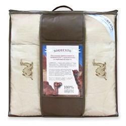Одеяло 1.5 шерсть вербл 140*205