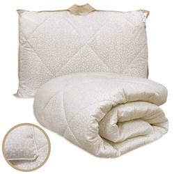 Одеяло евро овечья шерсть облегченное 200*215