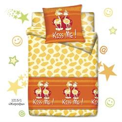 Постельное белье BRAVO KIDS DREAMS Жираф  100% хлопок 1.5 Спальное