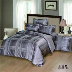 Комплект постельного белья евро Версаль рис.3766-11 Тайлер