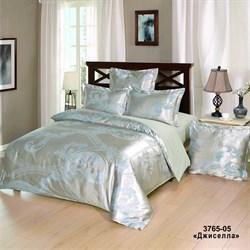 Комплект постельного белья евро Версаль  рис.3765-05 Джиселла