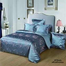 Комплект постельного белья 2.0 макси Версаль нав. 50*70  рис.3770-01 Исабэлла