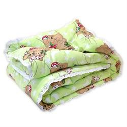 Одеяло 110*140 Маленькая Соня «Лебяжий пух»