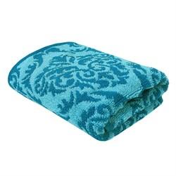 Махровые полотенца Изабелла L 70*140 аква