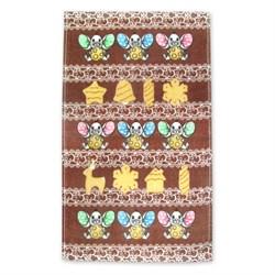 Махровые полотенца Кухня Пряники 30* 50 бежевый