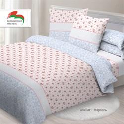 Комплект постельного белья евро Спал Спалыч рис.4876-1 Марсель